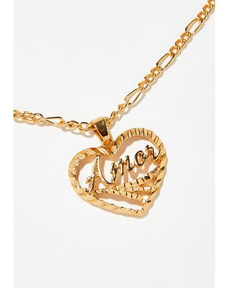 Off The Market Chain Necklace