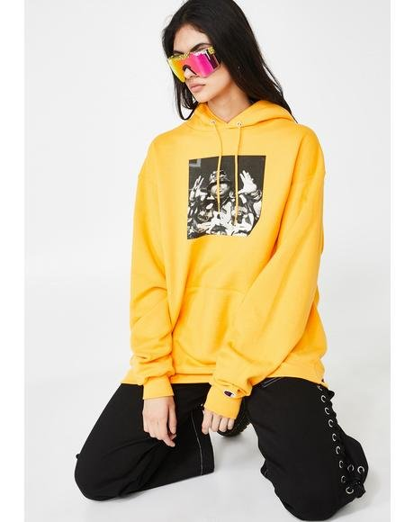Christopher Graphic Hoodie