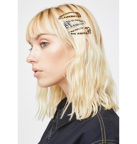 Fierce Ideas Hair Clips