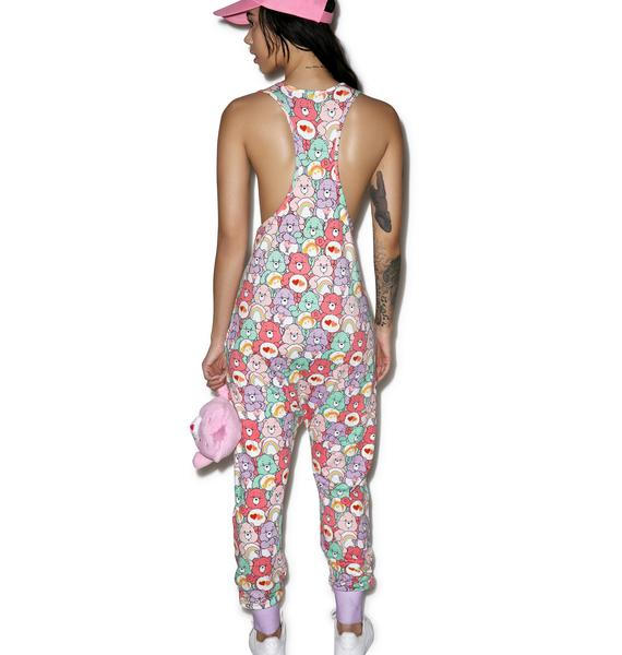 Iron Fist Grin and Bear It Romper