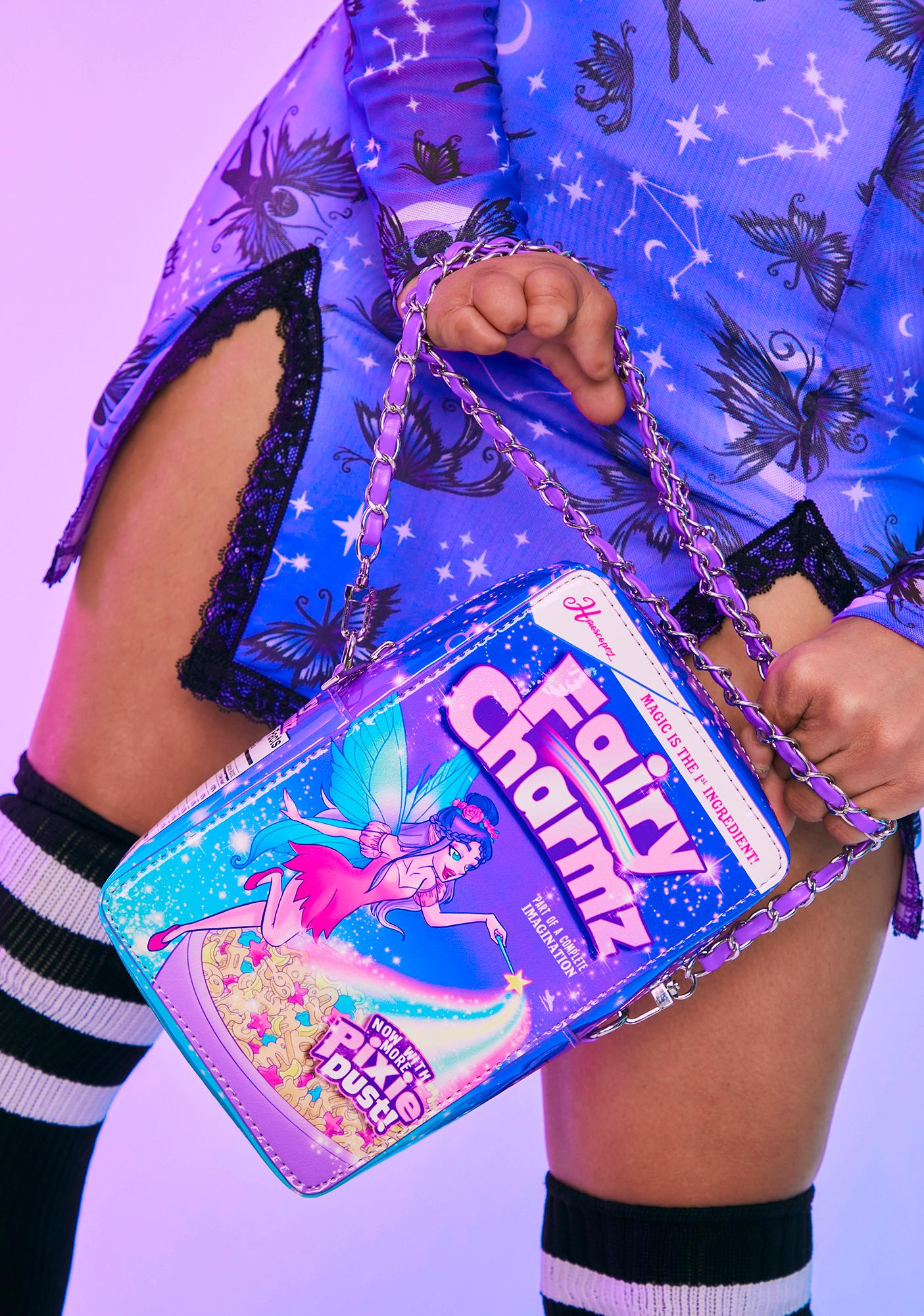 HOROSCOPEZ Fairy Charmz Crossbody Bag