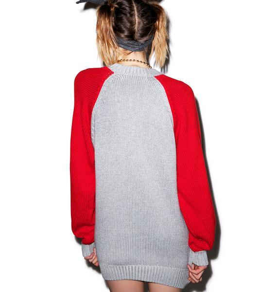 Joyrich VIP Knit Sweater