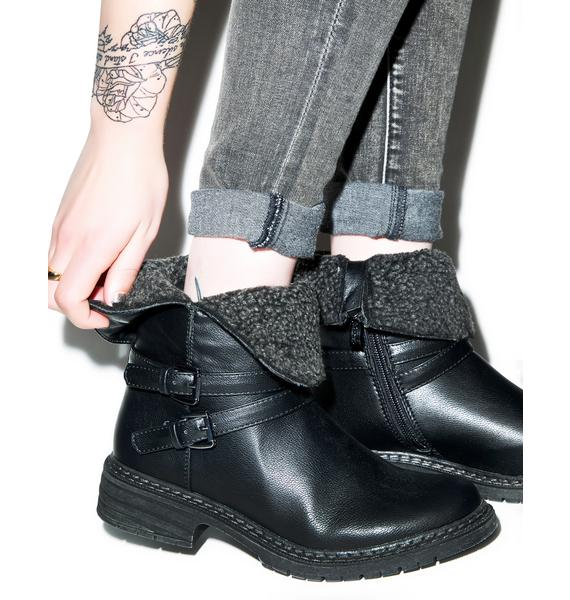 Mounty Boots