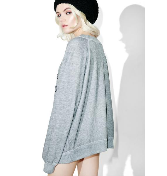 Wildfox Couture Daytime Napper Sommers Sweater