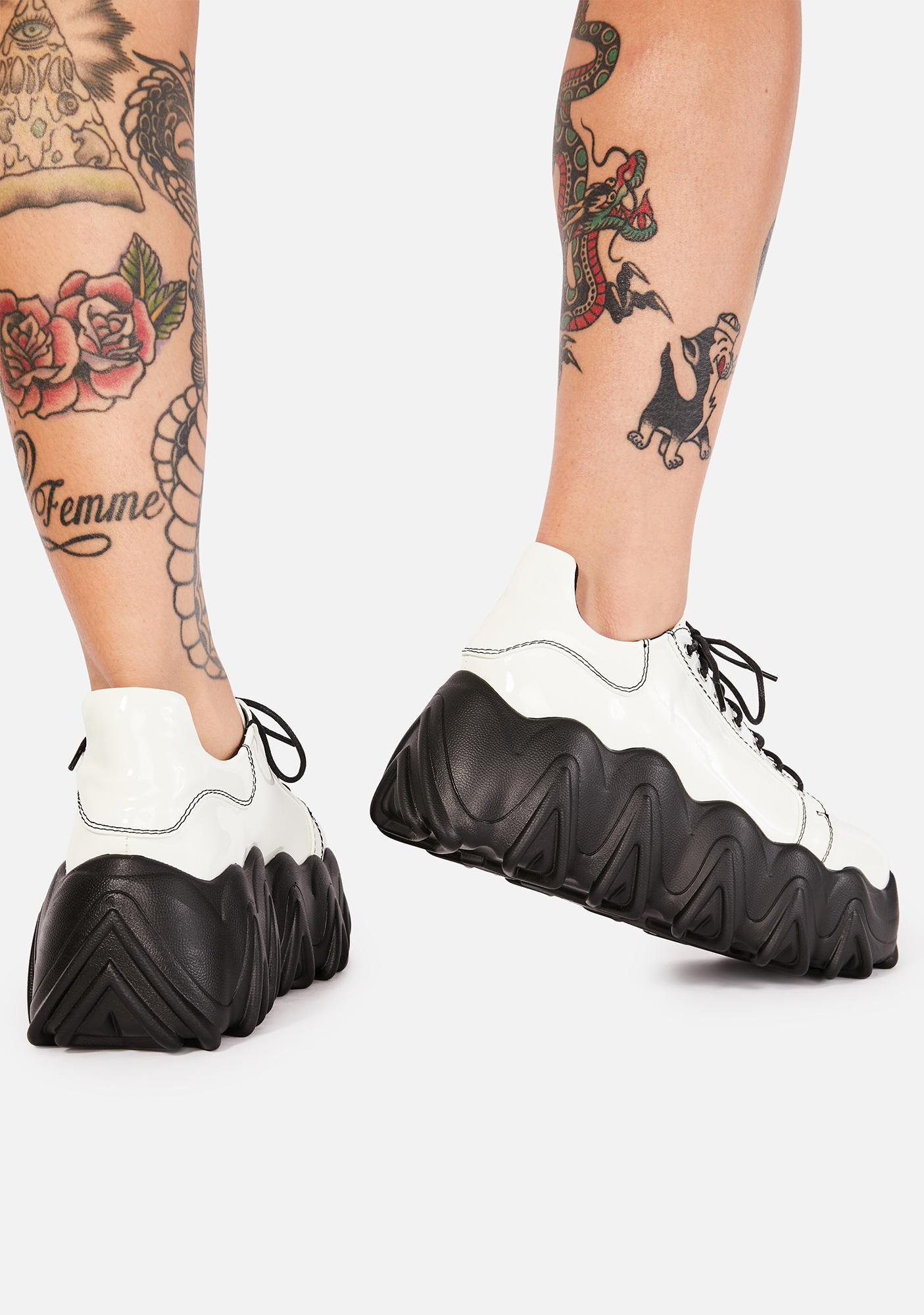 Lamoda Boo Run Your Game Platform Sneakers