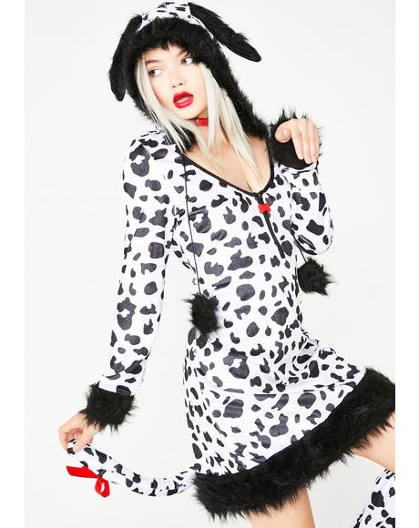 Dalmatian Darling Costume