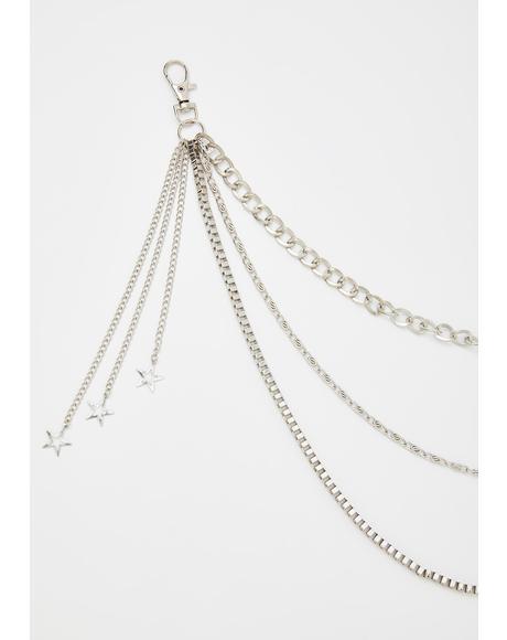 Badd Baby Waist Chain