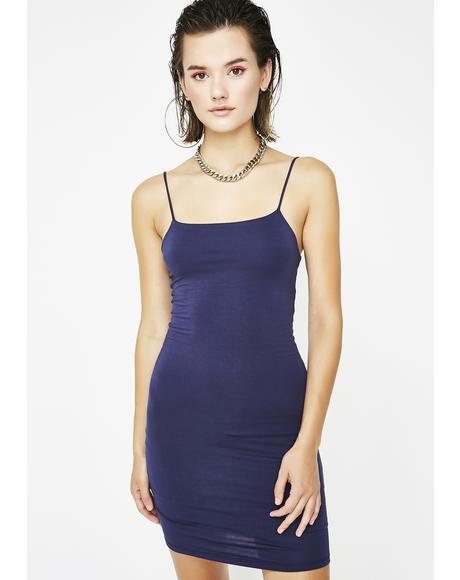 Purp Slow Down Cami Dress