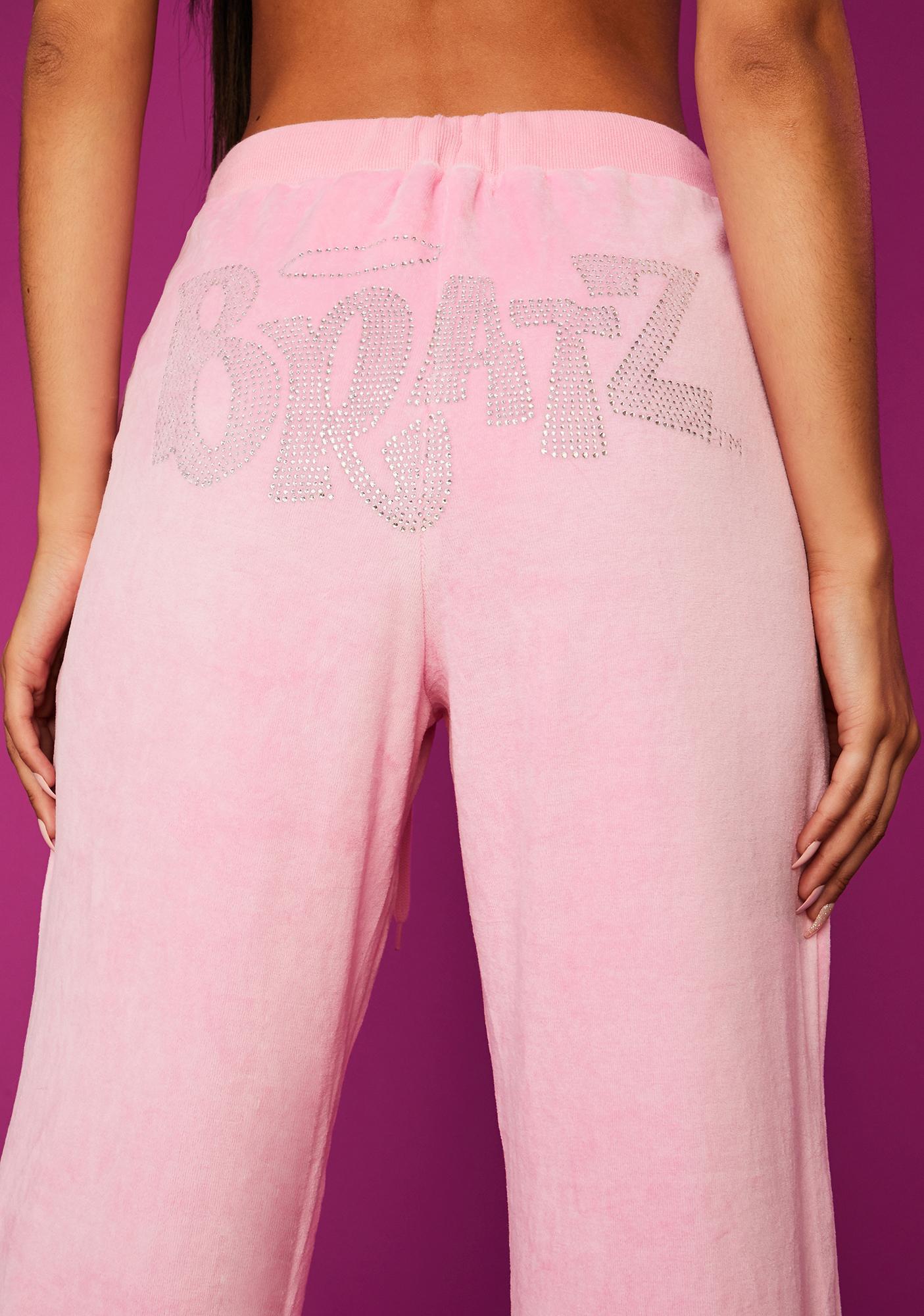 Dolls Kill x Bratz Keep It Glossy Track Pants