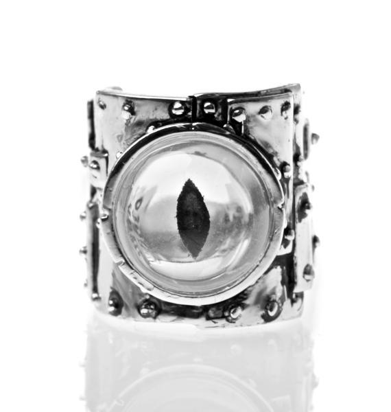 Han Cholo Heavy Metal Ring