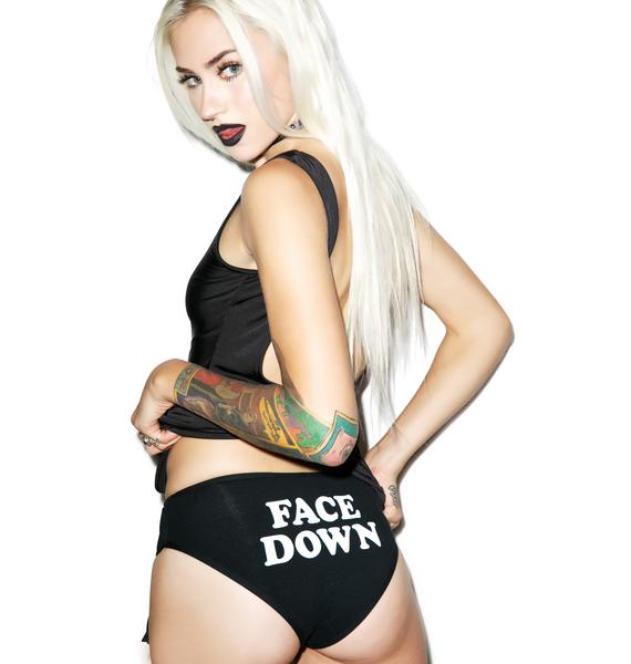 Creep Street Ass Up Panties