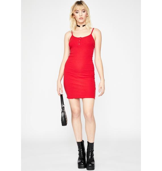 Hottie Say Less Mini Dress