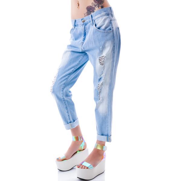 Wildfox Couture Glory Marissa Denim Jeans