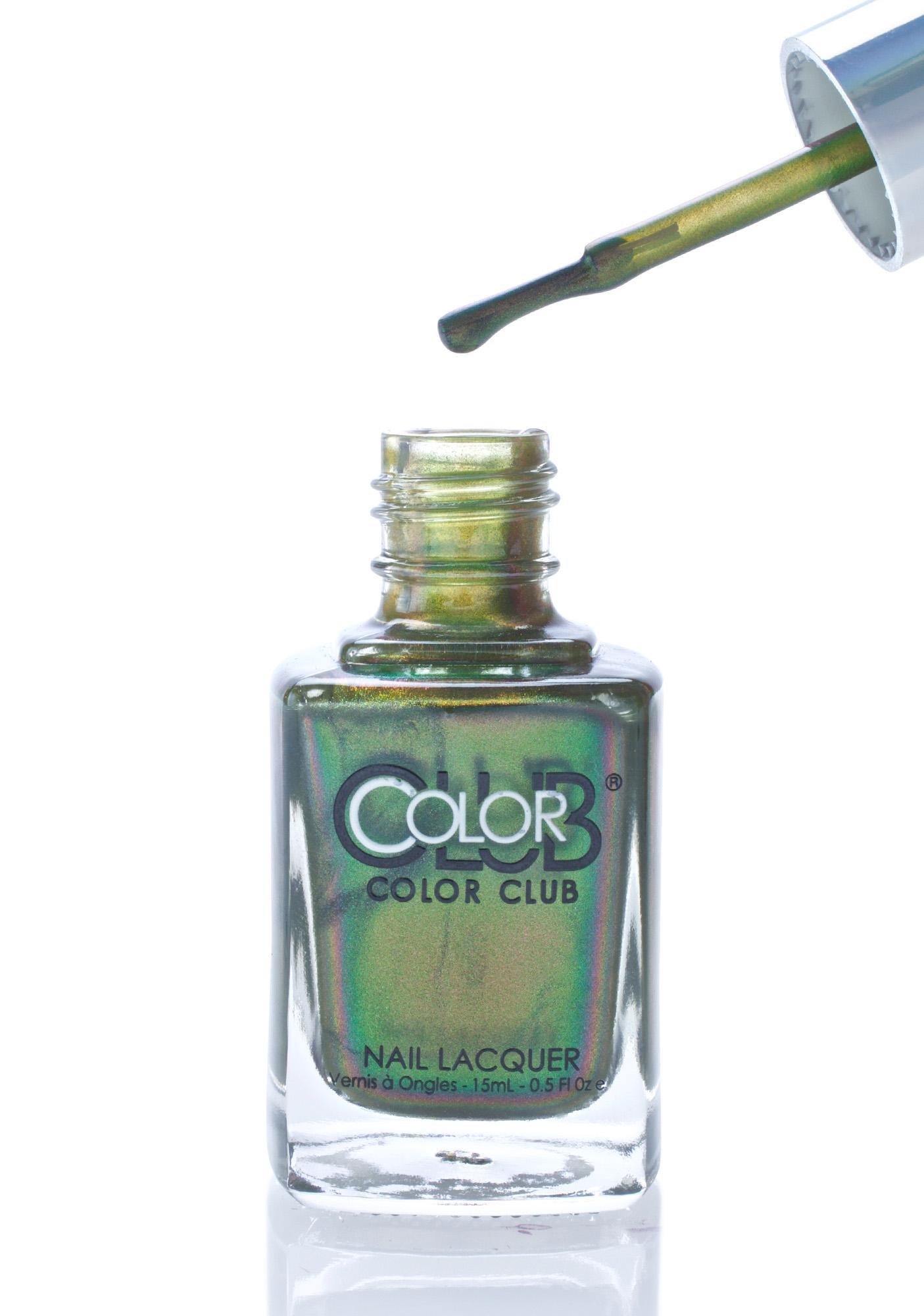 Color Club Don't Kale My Vibe Nail Polish