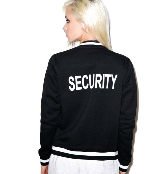 Local Heroes Security Jacket