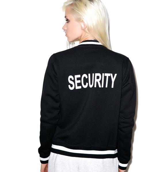 Local Heroes Security Jacket