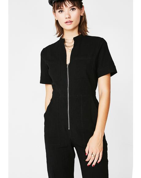 The Machinist Zip Jumpsuit