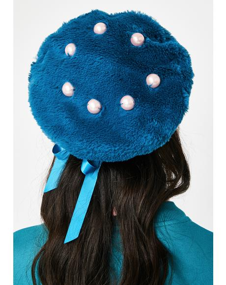 Pearly Queen Beret