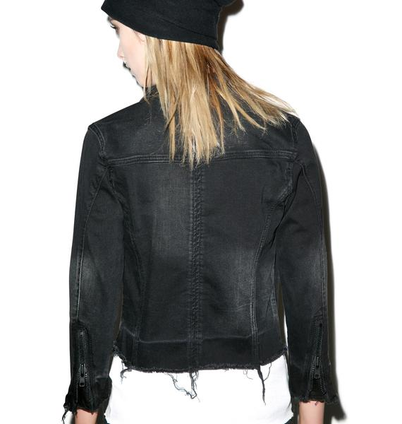 Blank NYC Little Black Box Jacket