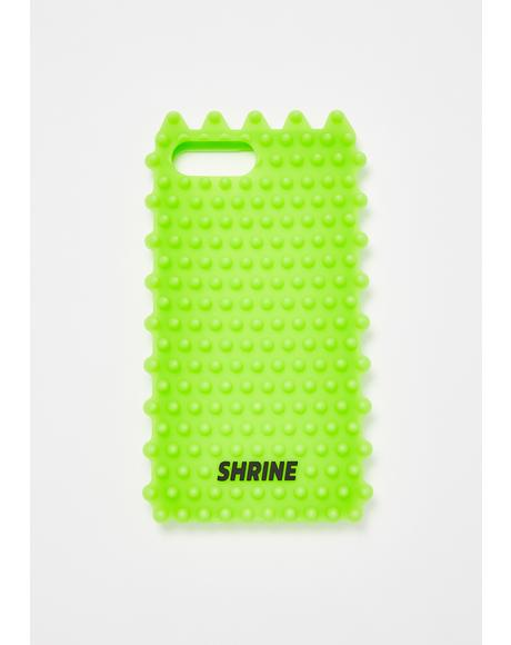 Neon Green Phone Case