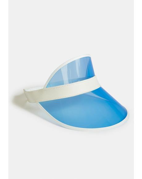 Aqua Shock Clear Visor
