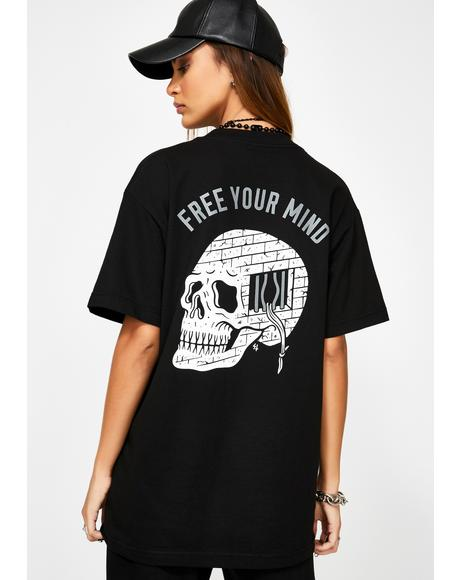 Free Your Mind Graphic Tee