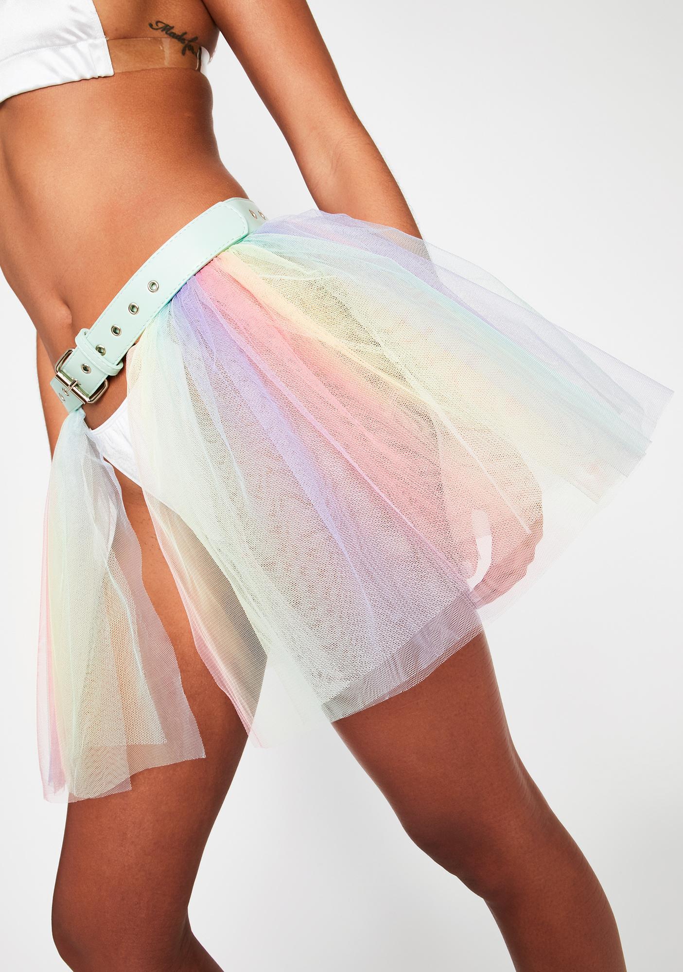 Pixie Tempo Tulle Skirt