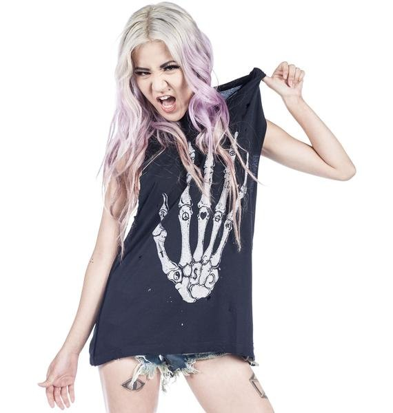 UNIF Skullhand Tank