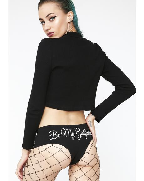 Be My Gurl Booty Shorts