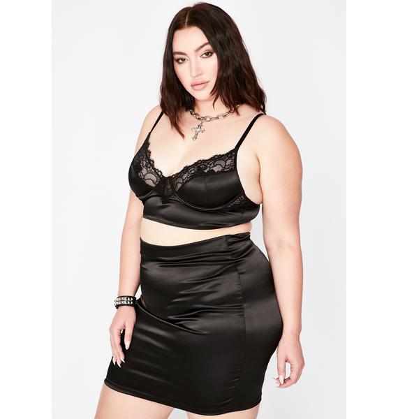 True Taste Of You Skirt Set