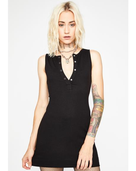 Go Home Roger Mini Dress