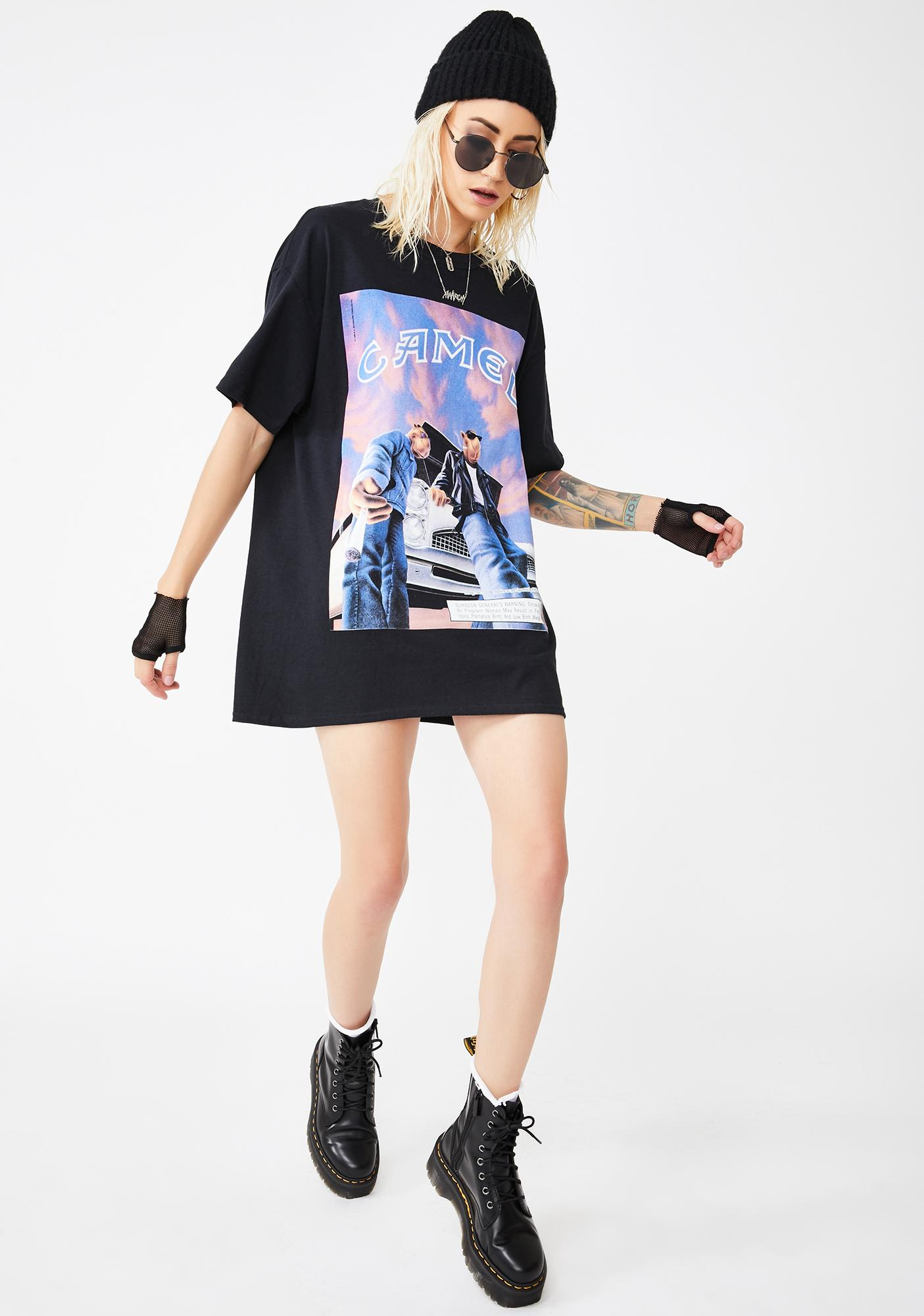 Homage Own The Block Graphic Tee