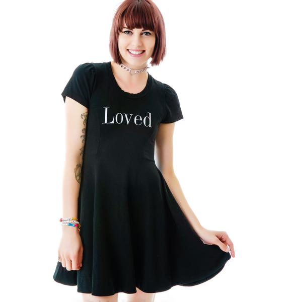 Wildfox Couture Loved Joan Dress