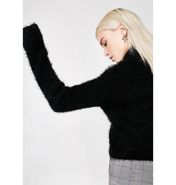 Best Kept Secret Fuzzy Sweater