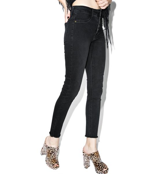 Campbell Cropped Skinny Jeans