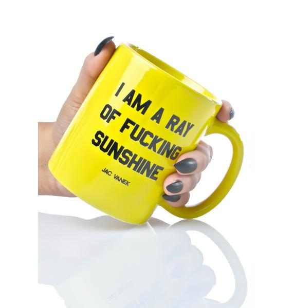 Jac Vanek Sunshine Coffee Mug