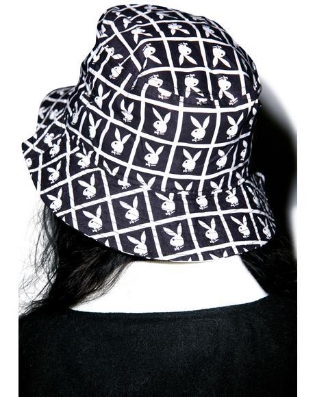 X Playboy Panel Hat