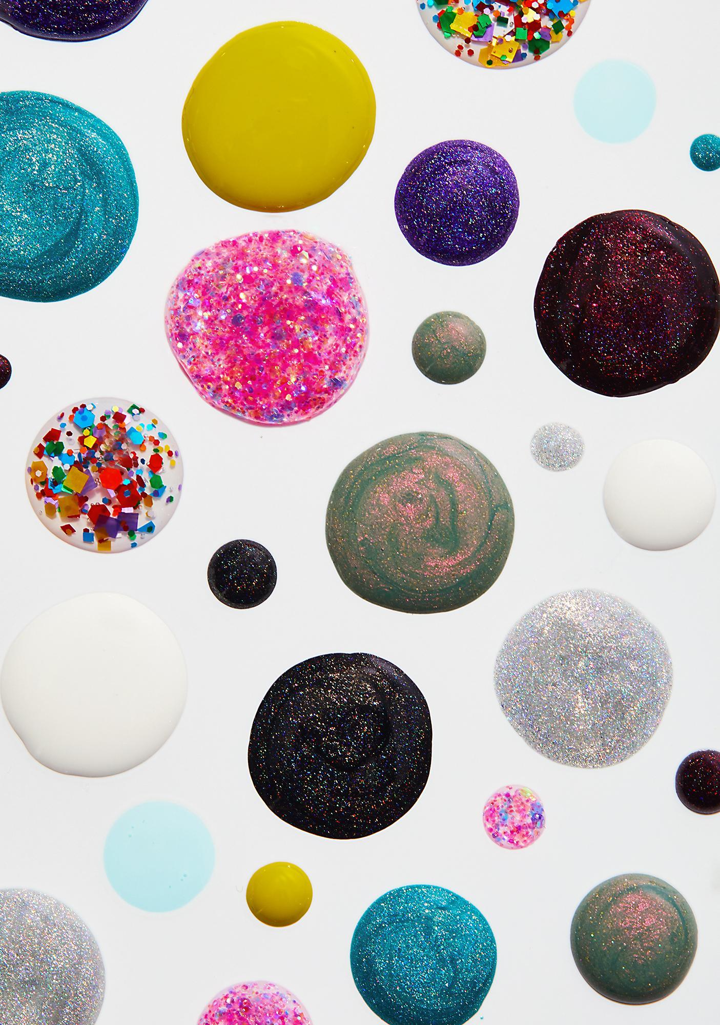 Cirque Colors Crystal Tokyo Glitter Nail Polish