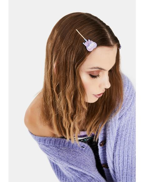 Ugh Hair Clips
