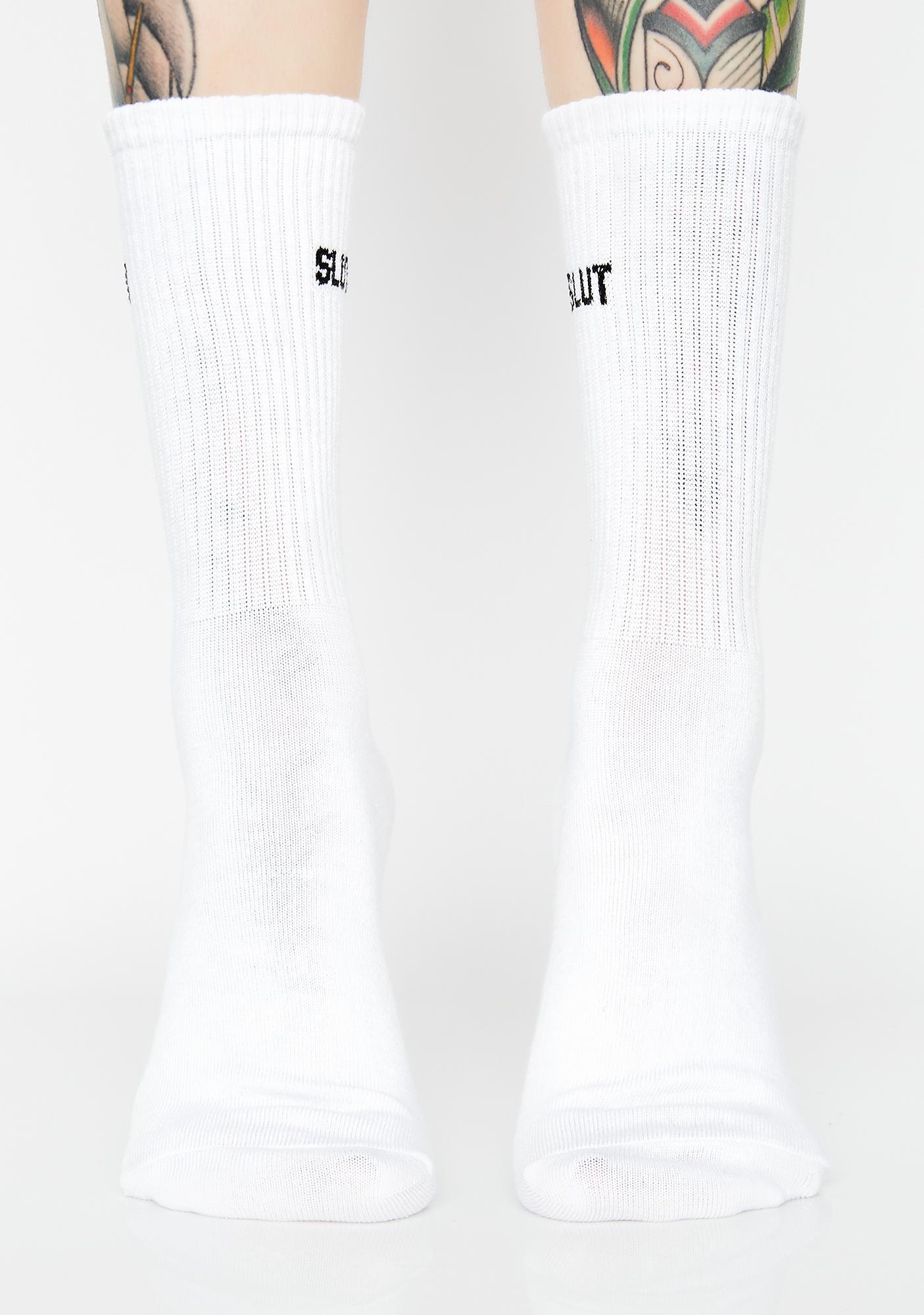 Slut Socks