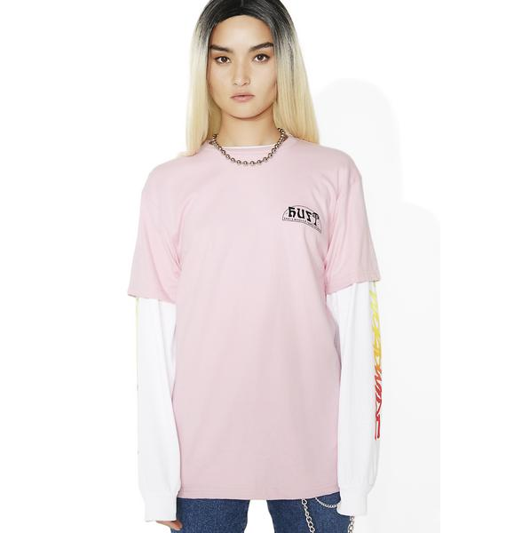 HUF Resort Tee