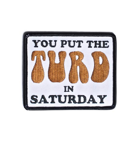 Saturday Patch