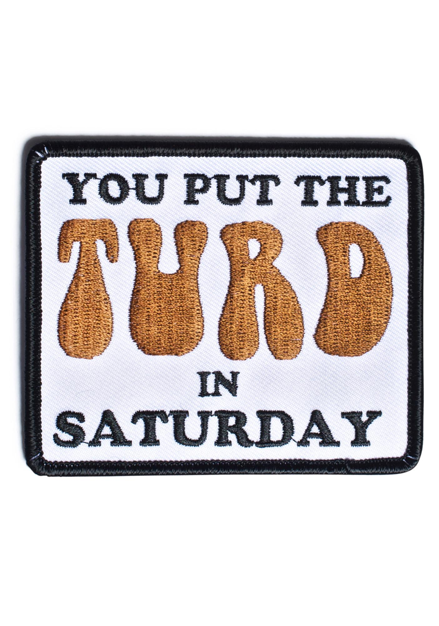 Saturday Patch