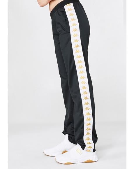 222 Banda Wastoria Alternating Trackpants