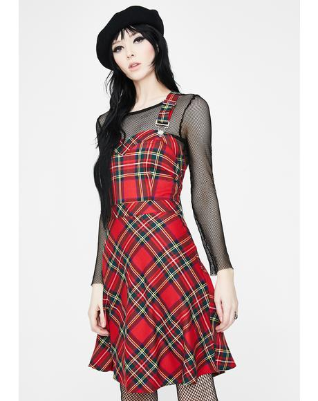Tartan Troublemaker Dress