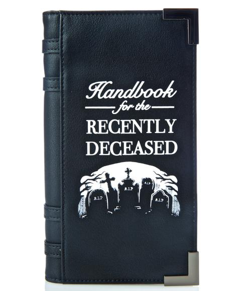 Dee Ceased Book Wallet