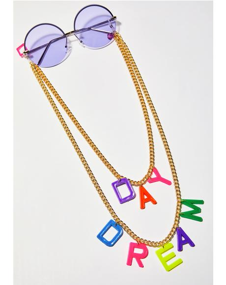 Day Dream Sunglasses Chain