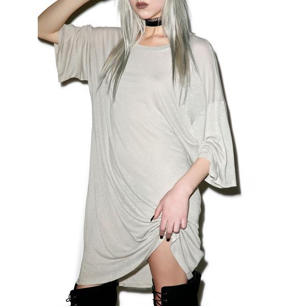 Wolves Midi Dress