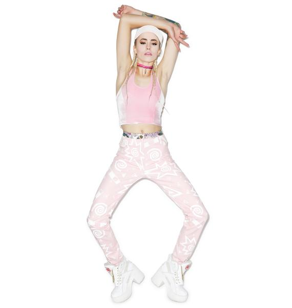 Mamadoux Strawberry Milk Jeans