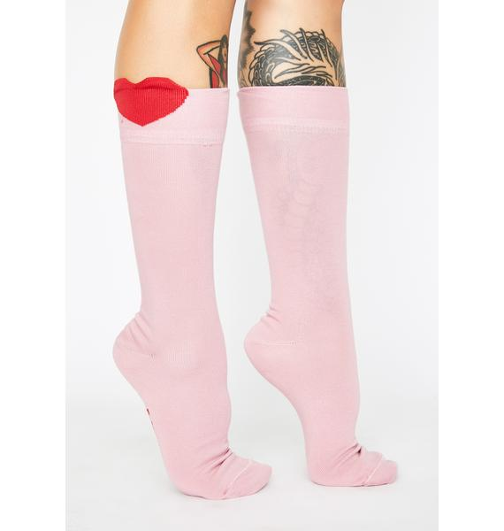 Dr. Martens Heart Crew Socks